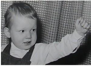 Michael Schober - ca. 23 Jahre vor dem Ing.